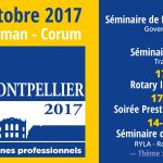 Rotary Institute 2017 – Montpellier