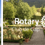 Passation Rotary Club de Gap