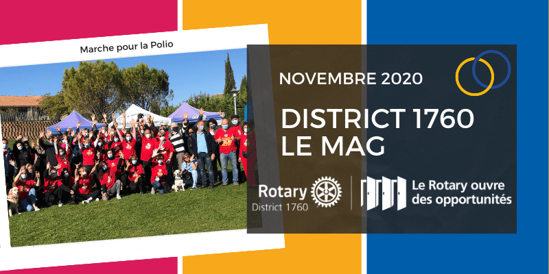 district 1760 le mag Novembre