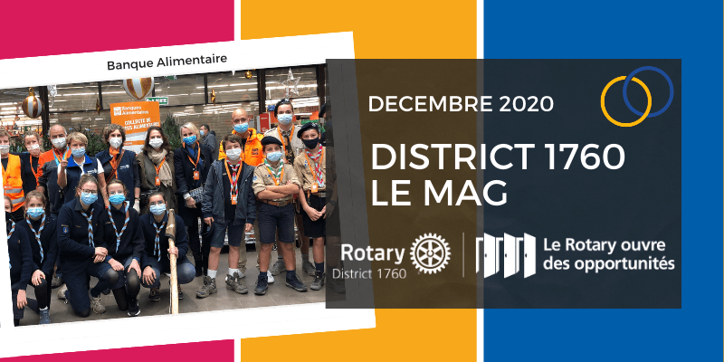 District 1760 Le Mag - Décembre